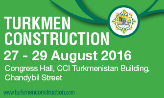 turkmen contruction fair