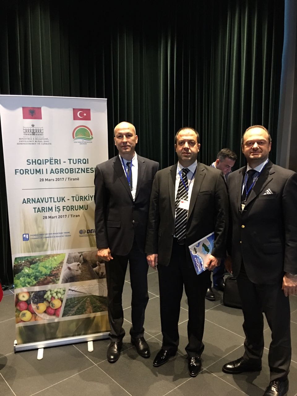 Turkey-Albania Agricultural Business Forum