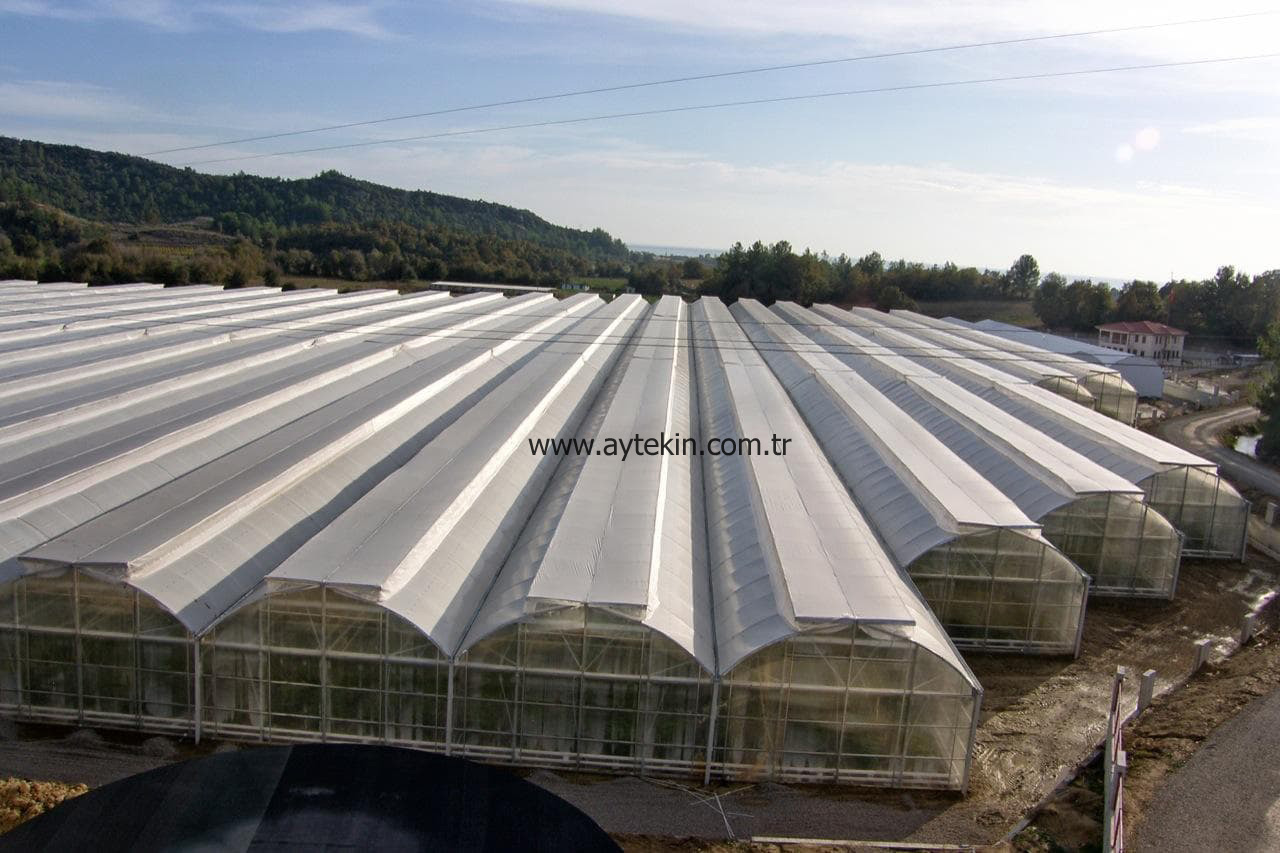 Soilles Greenhouse Antalya Turkey