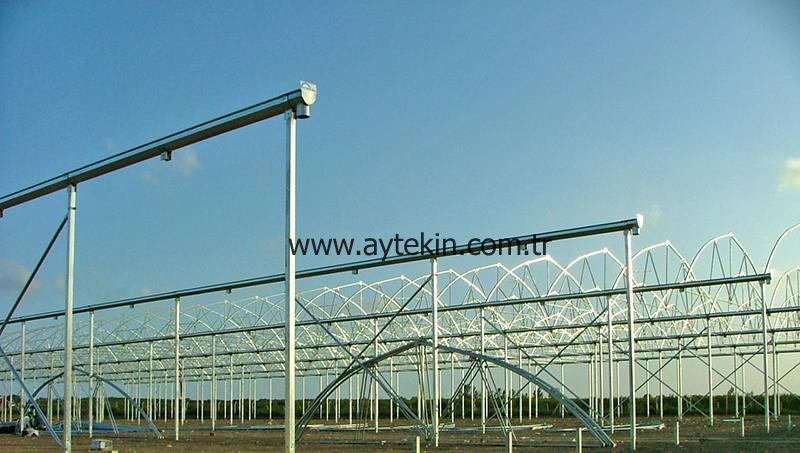 Soilles Greenhouse Adana Turkey