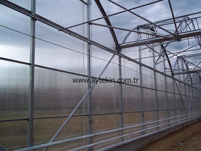 Seedling Greenhouse Izmir Turkey