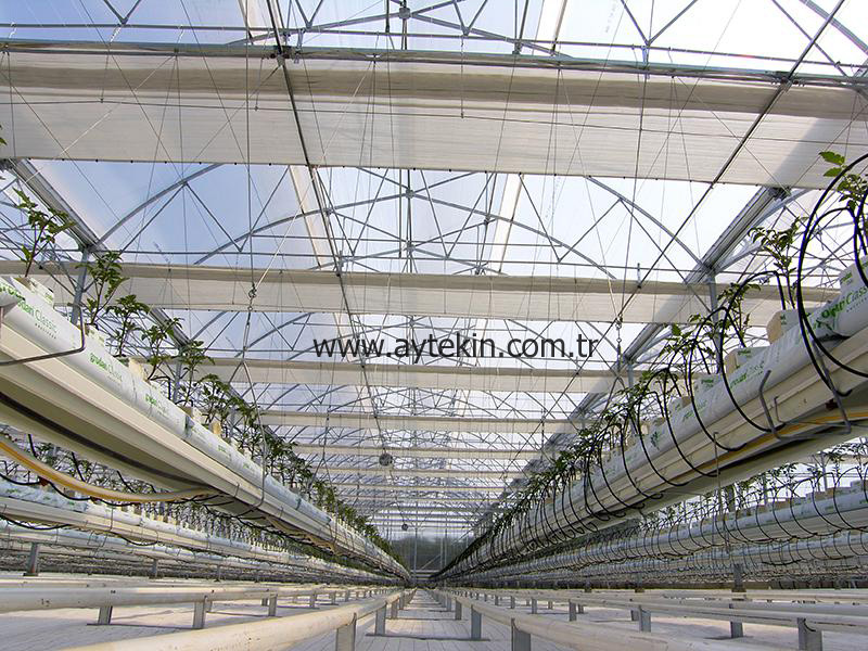 Soilles Greenhouse Mersin Turkey