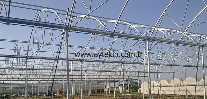 greenhouse installation cost