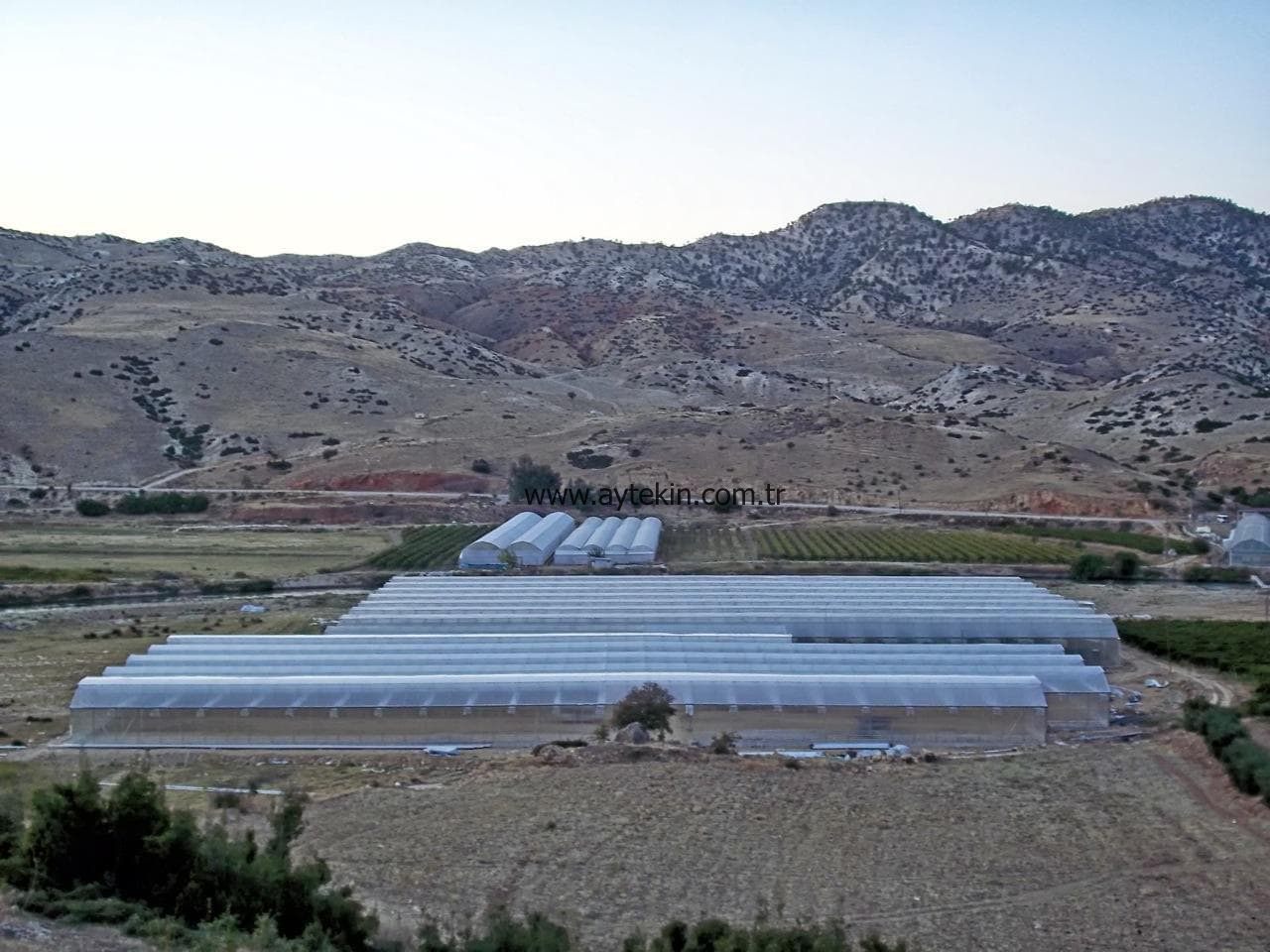Soilles Greenhouse Denizli Turkey