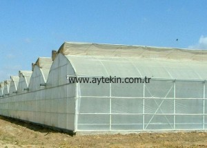 low cost greenhouse construction