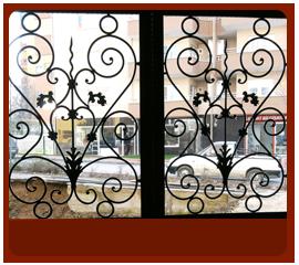 decorative iron manufacturer