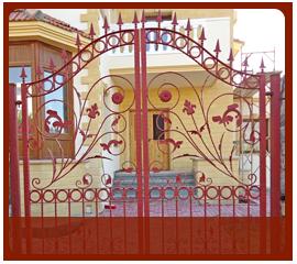 decorative metal product exporter