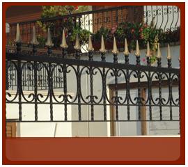 decorative iron producer