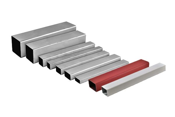 Hot dipped Galvanized Welded Square Steel tube